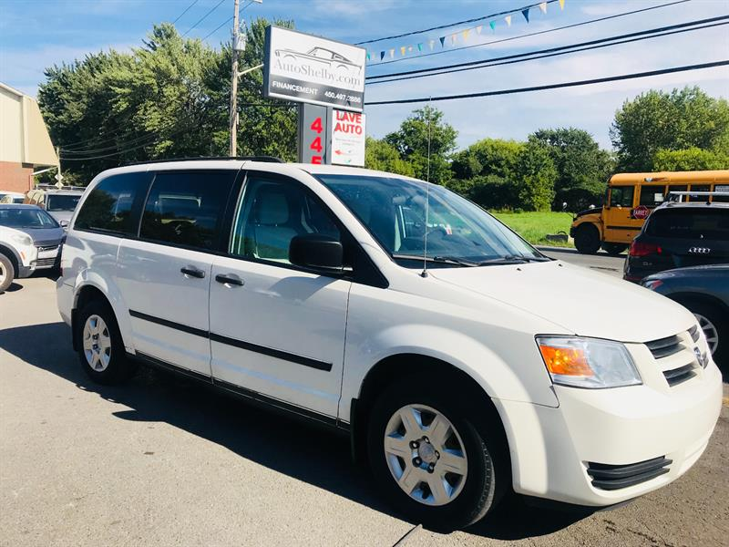 Dodge Grand Caravan 2010 SE-Stow n Go-7 Passagers #4887-2