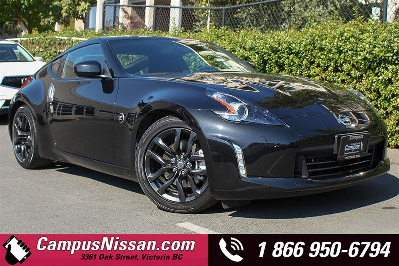 2018 Nissan 370Z Coupe 6-Speed Manual #8-Q664A