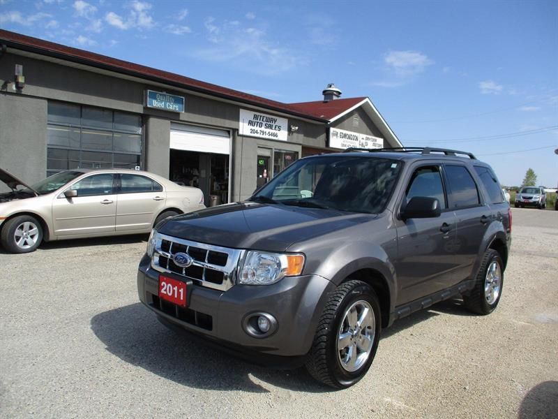 2011 Ford Escape XLT #1097