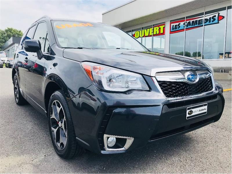Subaru Forester 2015 2.0XT limited #15583A