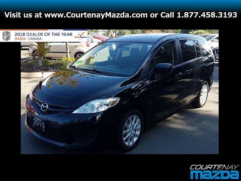 2010 Mazda MAZDA5 GS at #P4671