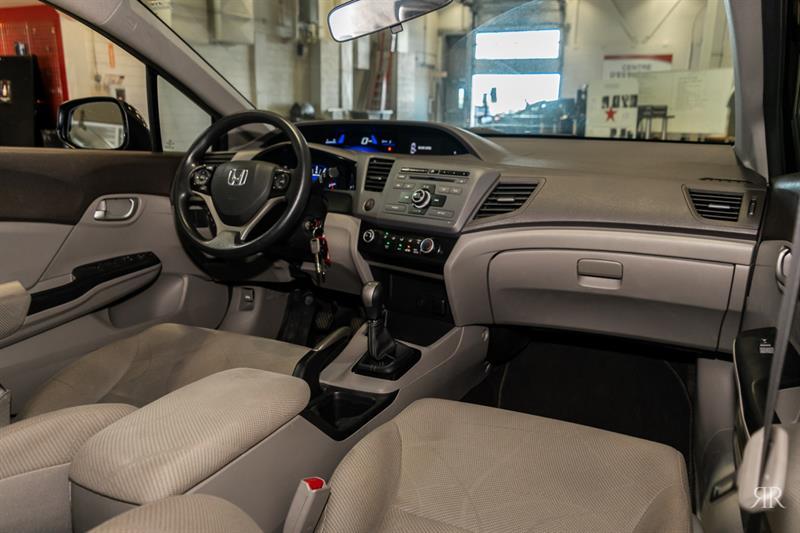 Honda Civic Sdn 2012 * LX MANUELLE * #83347A