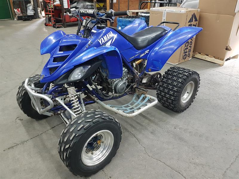 Yamaha RAPTOR 660R 2001