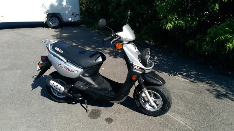 Yamaha BWs 50 2002