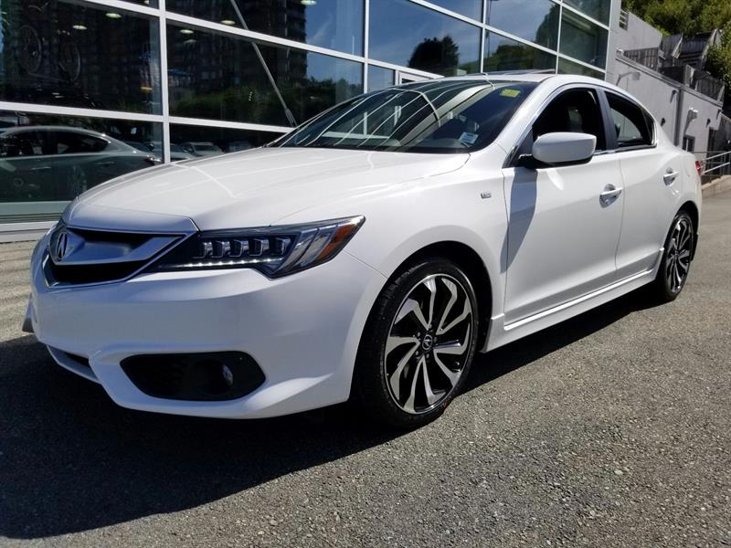 2016 Acura ILX A-Spec #90125D