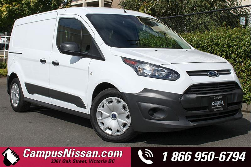 2015 Ford Transit Connect XL w-Dual Sliding Doors #8-K644A