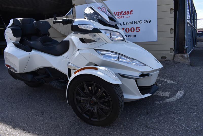 3 Roues CAN-AM SPYDER 2017