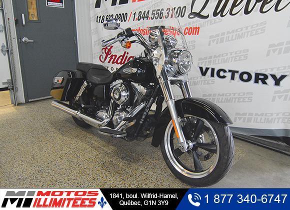 Harley Davidson FLD Dyna Switchback 2012