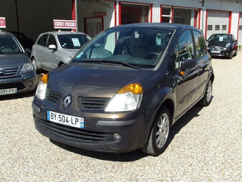 Renault MODUS 2004 1.4 16V 98CH CONFORT DYNAMIQUE #2884