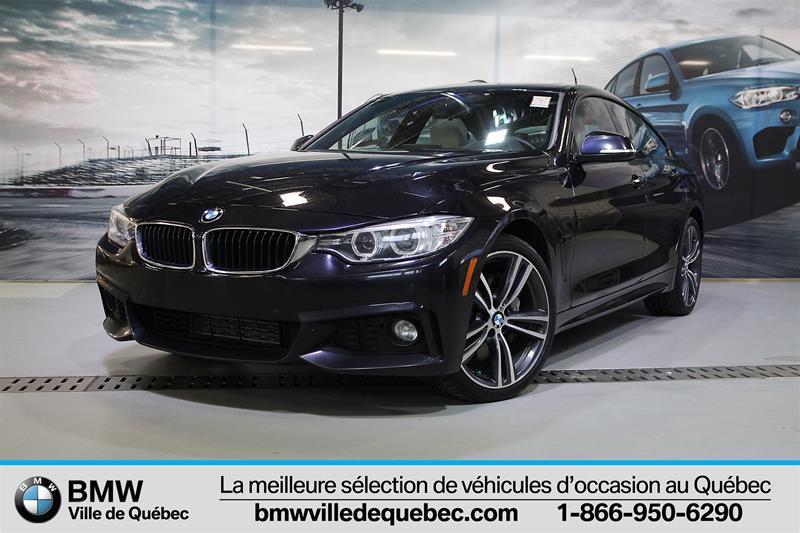 BMW 435i 2016 xDrive Gran Coupe #U4854
