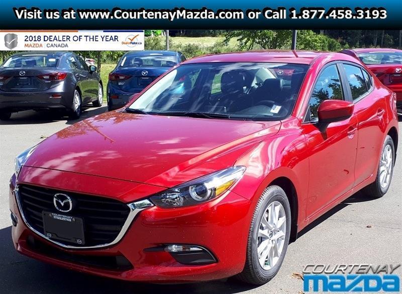 2018 Mazda MAZDA3 SE #18MZ31820