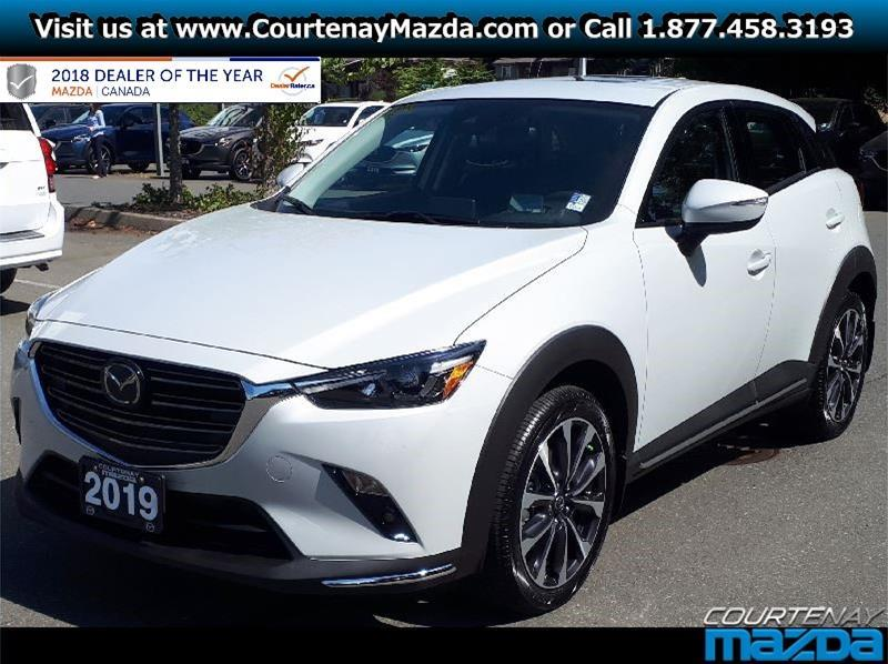 2019 Mazda CX-3 GT AWD at #19CX37990