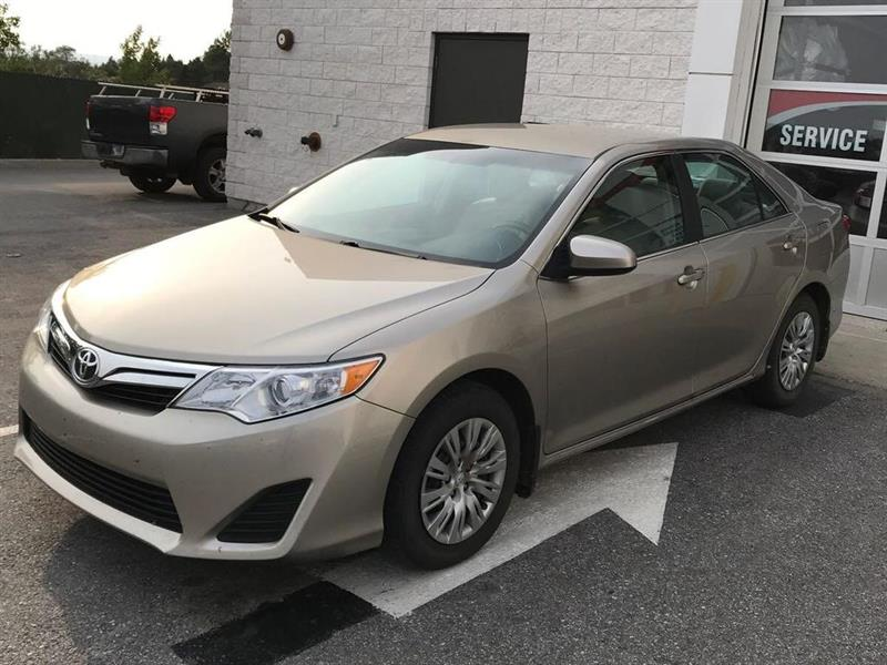 2013 Toyota Camry LE   Keyless   B.Tooth   Power Group #P7545