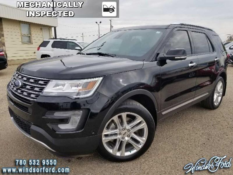 2017 Ford Explorer Limited #RT0563A