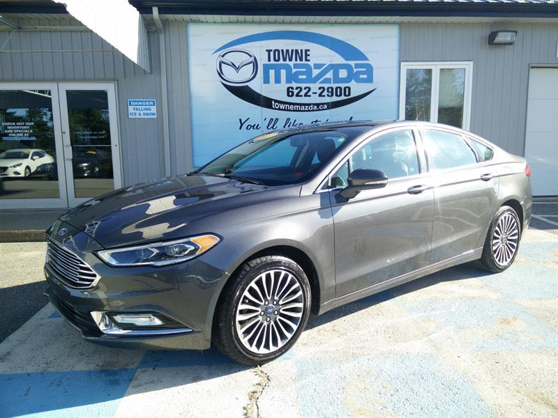 2017 Ford Fusion 4dr Sdn SE AWD #8C514A