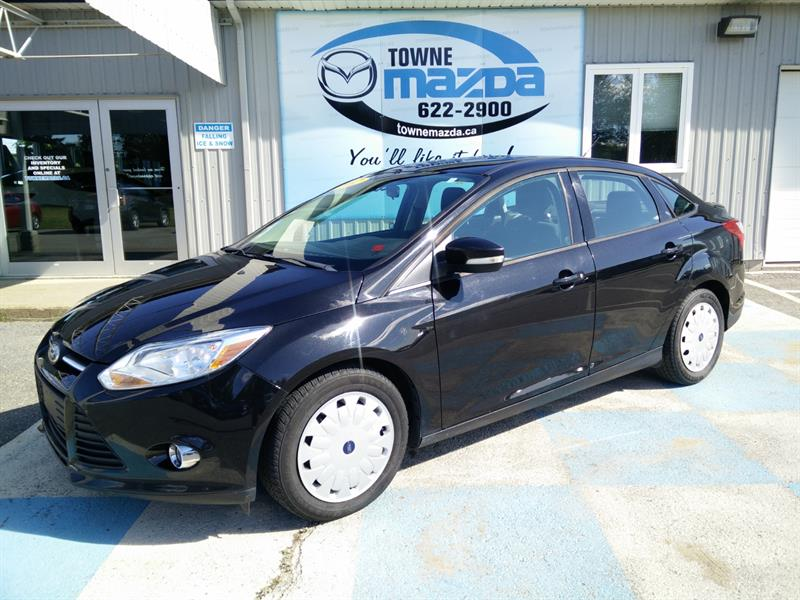 2012 Ford Focus 4dr Sdn SE #18366A