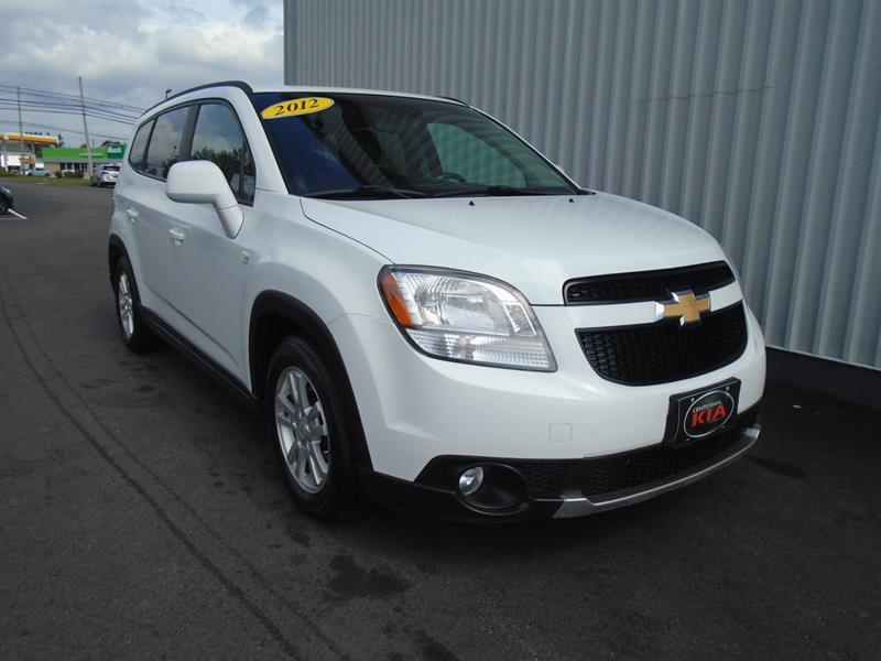 2012 Chevrolet Orlando LT #U781C