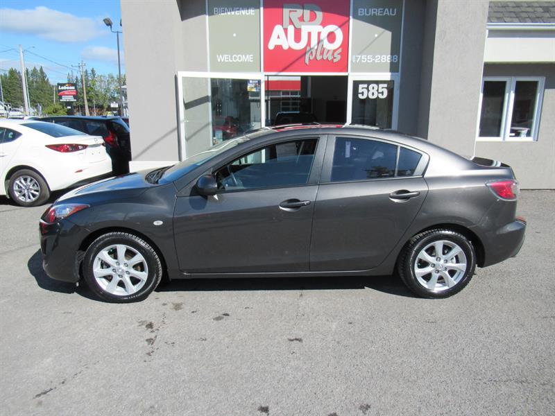 Mazda MAZDA3 2010 GS TOIT OUVRANT #10010