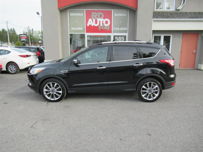 Ford Escape 2014 4WD  SE  #10001