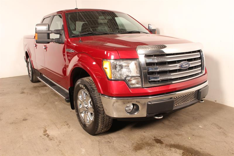 Ford F-150 2013 SuperCrew ** LARIAT **  #81355a
