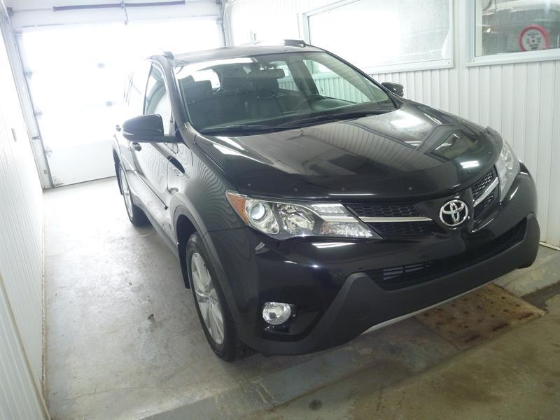 Toyota RAV4 2015 XLE AWD 4dr Limited #1112ZA