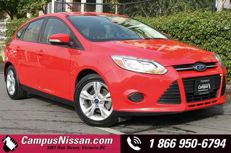 2013 Ford Focus SE w/ Bluetooth #8-B065A2