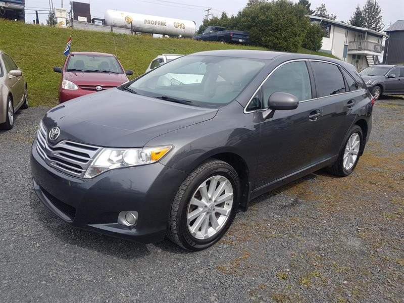 2009 Toyota Venza 4dr Wgn
