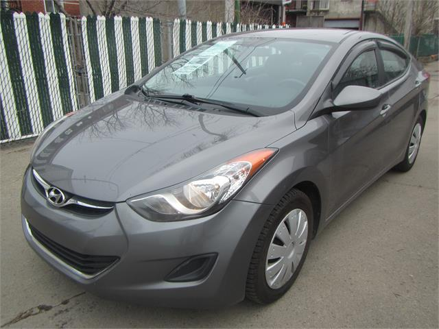 Hyundai Elantra 2011  FINANCEMENT MAISON $ 35 PAR SEMAINE #S.1619 * CERTIFIÉ*