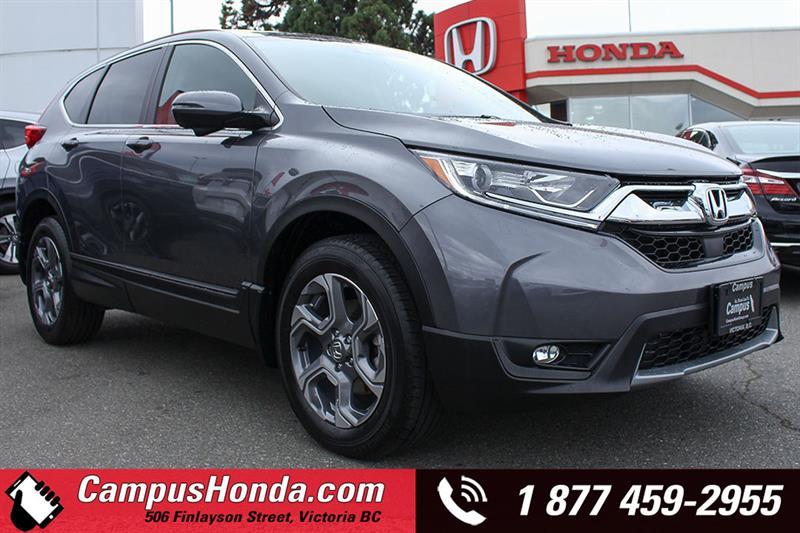 2017 Honda CR-V EX AWD Bluetooth #18-0886A