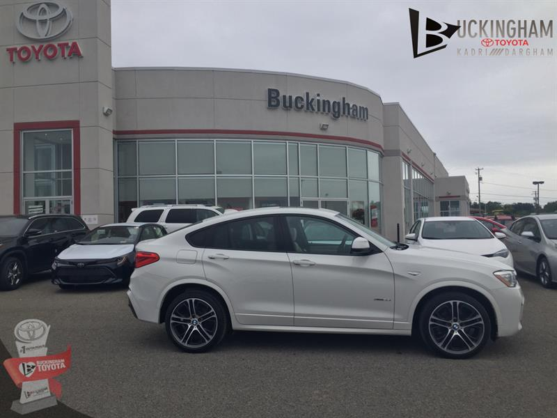 BMW X4 2016 AWD XDRIVE 35i #P-111-18
