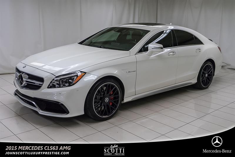 Mercedes-Benz CLS-Class 2015  CLS 63 AMG  S-Model #P16039