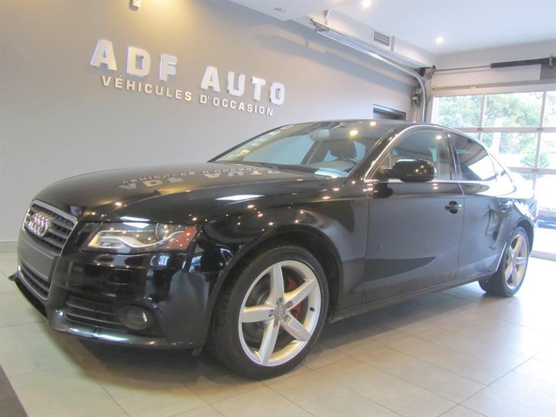 Audi A4 2012 QUATTRO 2.0L PREMIUM  #4260A
