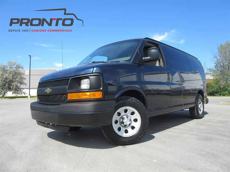 Chevrolet Express Cargo Van 2014 1500 ** Gr. electrique ** Garantie un an inclus ** #3717