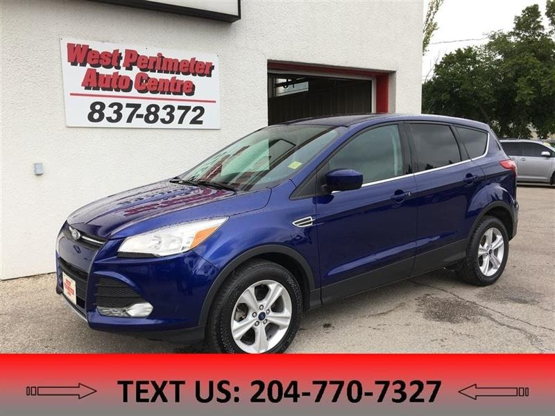 2014 Ford Escape SE AWD, Heated seats, Bluetooth #5439