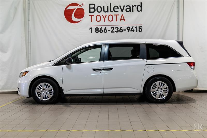 2014 Honda Odyssey * LX V6 * #82283A