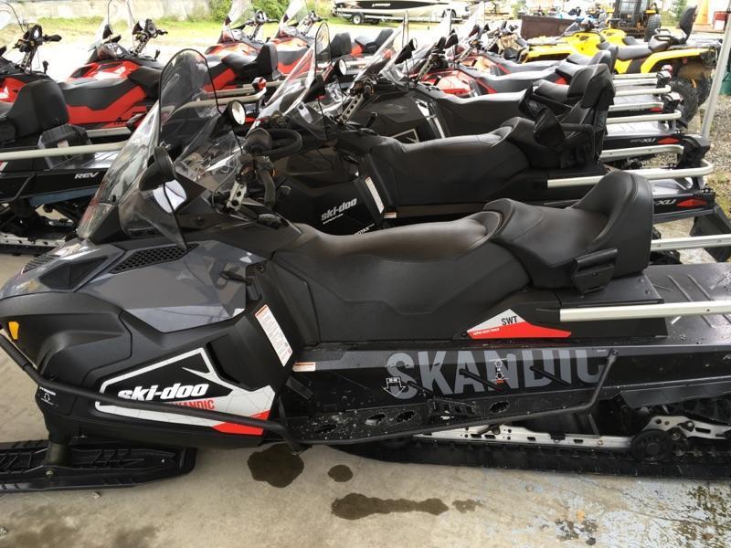 Ski-Doo Skandic 2018