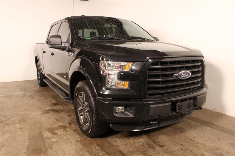 Ford F-150 2015 SuperCrew ** XLT SPORT ** ECOBOOST #81427a