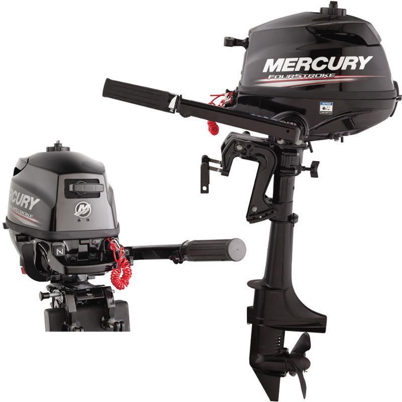 Mercury 2.5 2018