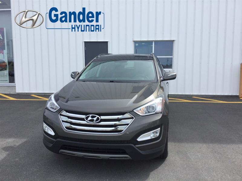 2014 Hyundai SANTA FE SPORT 2.0T SE AWD #FE8010A