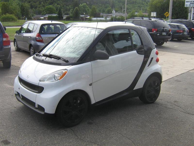 Smart fortwo 2008 Pure/Passion #18-428