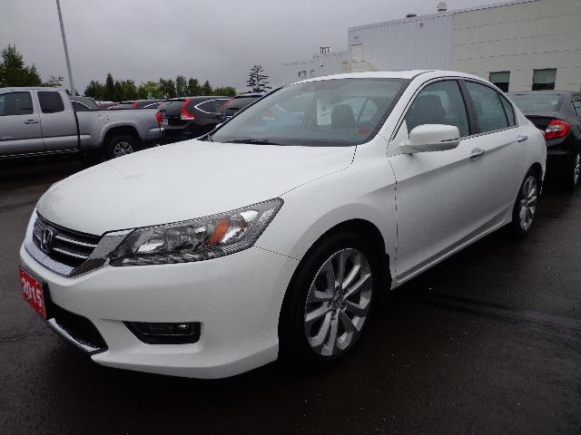2015 Honda Accord Sedan 4dr I4 Man Touring #FA808601A