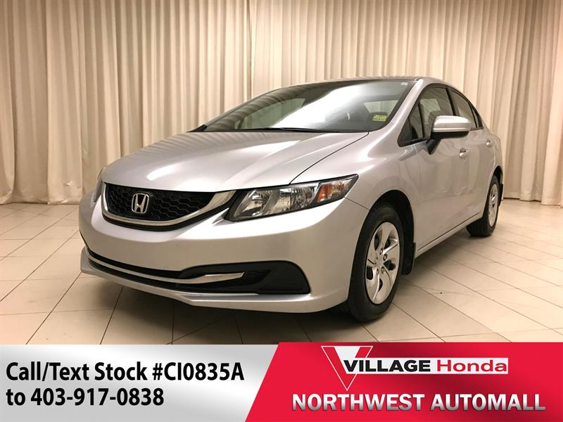 2015 Honda Civic LX #CI0835A
