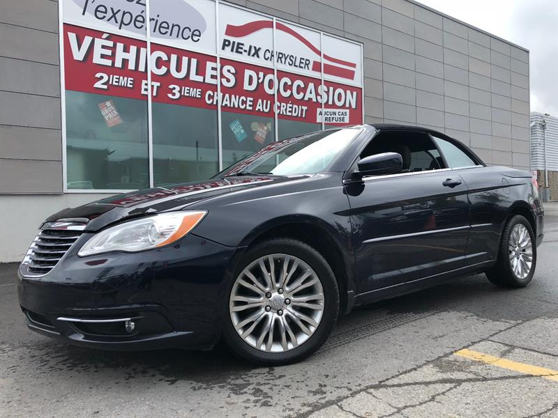 Chrysler 200 2011 2dr Conv Touring+MAGS+A/C+GR.ELEC+WOW! #UD4822