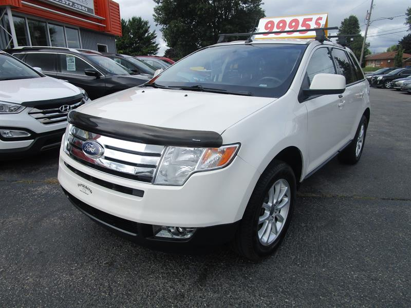Ford EDGE 2010 4dr SEL FWD #2361a