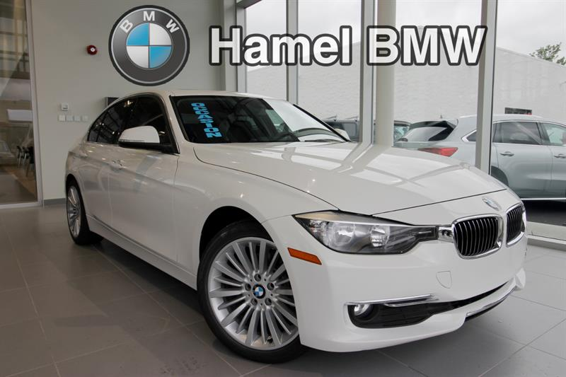 BMW 3 Series 2015 4dr Sdn 320i xDrive AWD #U18-154