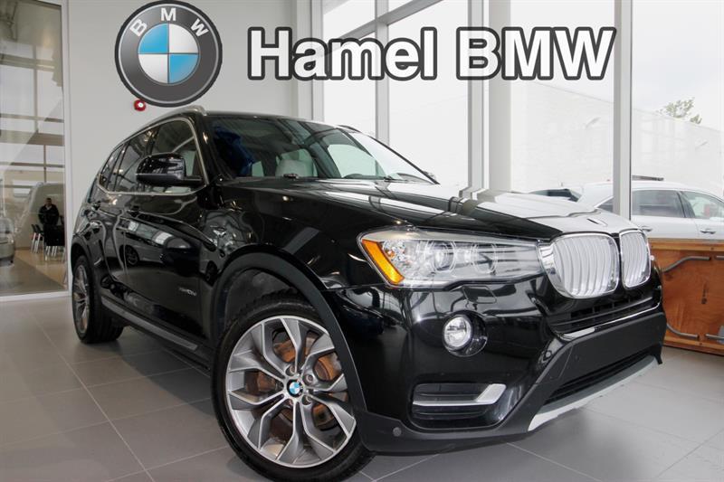 2015 BMW X3 AWD 4dr xDrive28d #U18-208