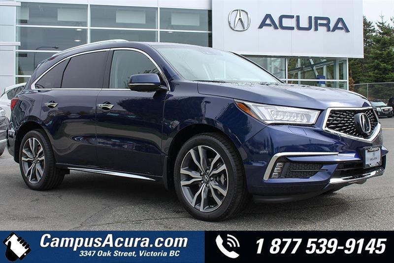2019 Acura MDX Elite #19-7060