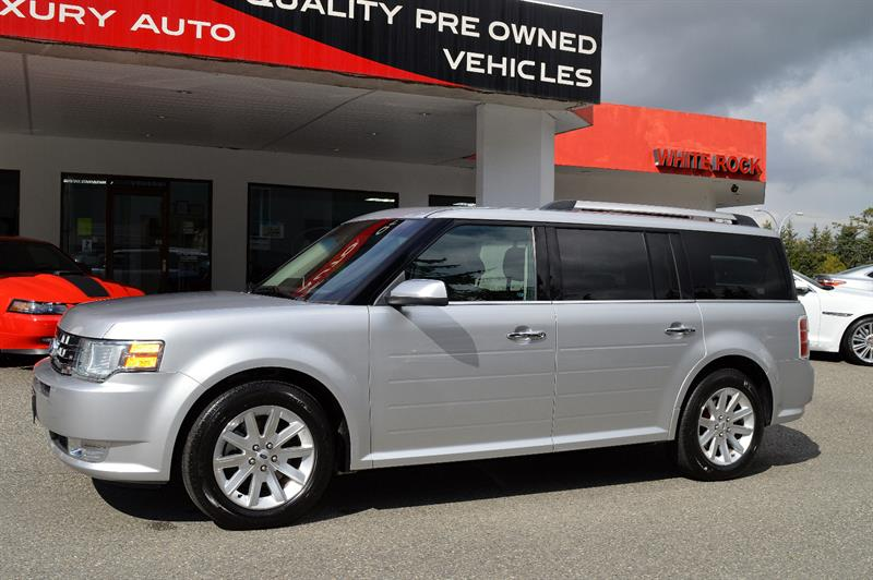 2012 Ford Flex 4dr SEL AWD LOCAL / NO ACCIDENTS #CWL8696L