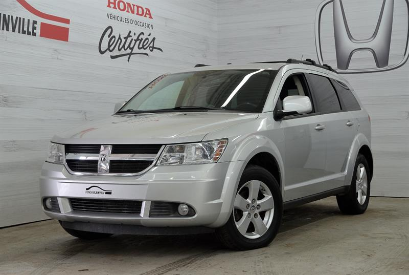 Dodge Journey 2010 4 portes SXT Automatique #U-1110A