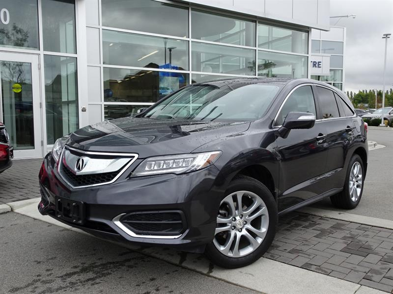 2016 Acura RDX 6-Spd AT AWD w/ Technology Package #P6009A